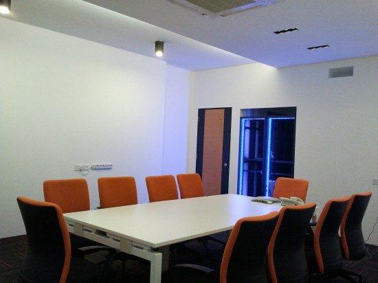 meeting room design Singapore