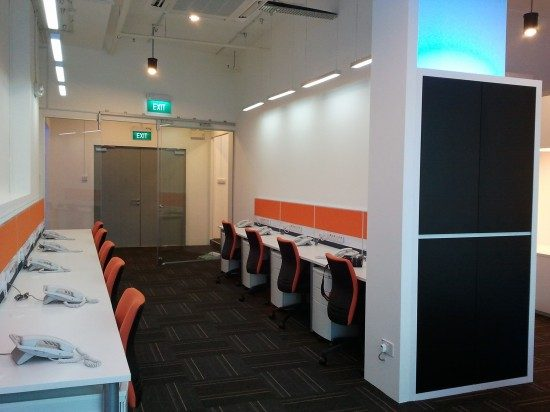 system furniture Singapore | office reinstatement Singapore