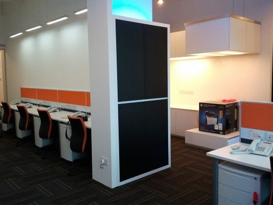 new system furniture Singapore | office reinstatement Singapore