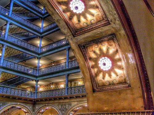 Denver Colorado ~ Brown Place Hotel ~ Interior ~ Historic