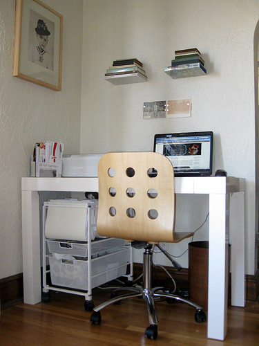 Interior - Desk
