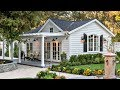 Charming Soothing Feel Luxury Cottage Home | Small Home Design Ideas