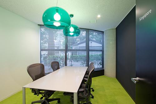 office interior designs Singapore