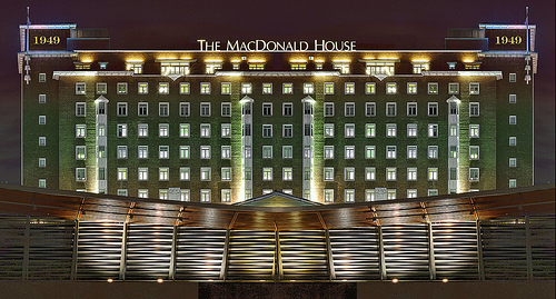 A New Tourism Attraction In Singapore? MacDonald House Reinvented! Just My Thoughts.....