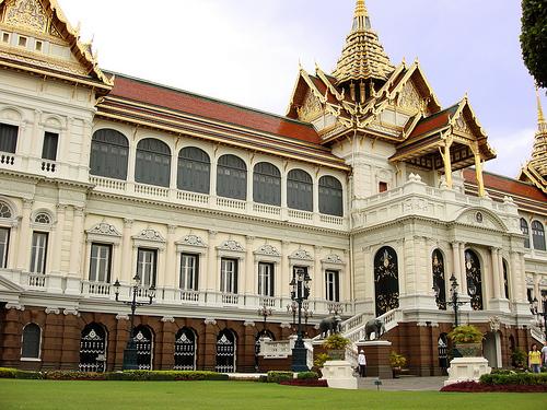 Chakri Maha Prasat - Grand Palace