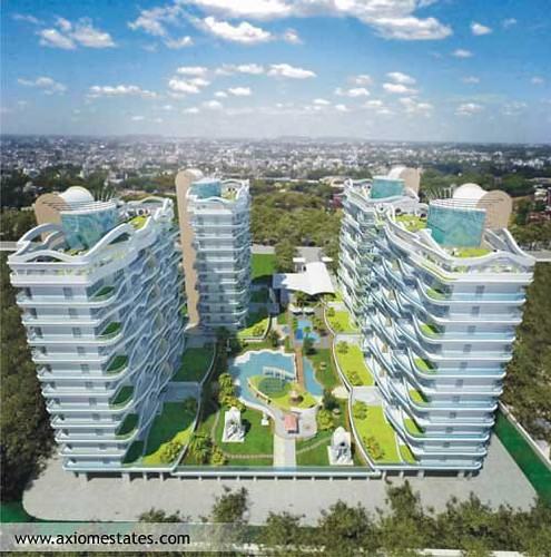 Pune Properties - Real Estate India - Supreme Pallacio Interiors 4