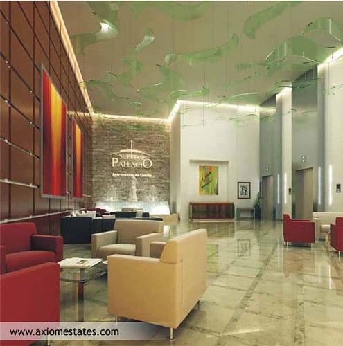 Pune Properties - Real Estate India - Supreme Pallacio Interiors 1