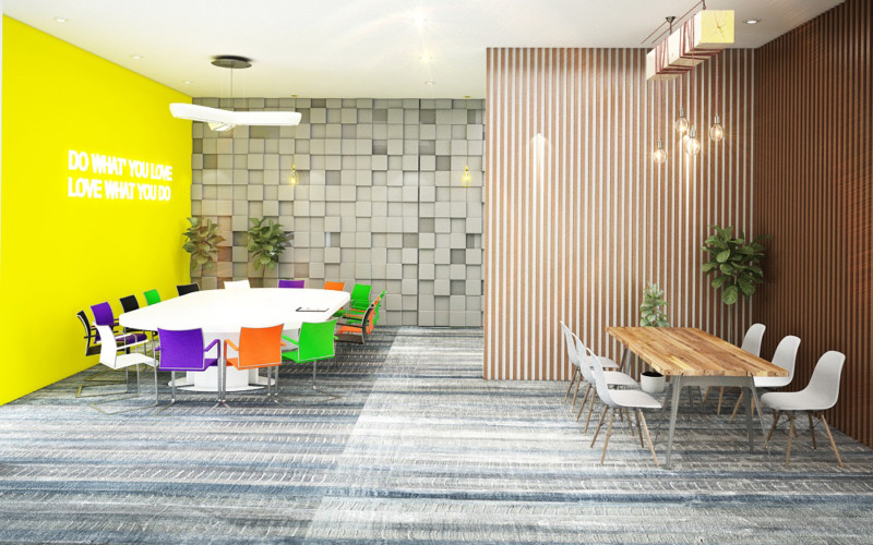 3D Design Visuals – Eco Friendly