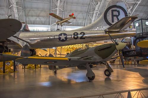 Hurricane Mk IIc LF686