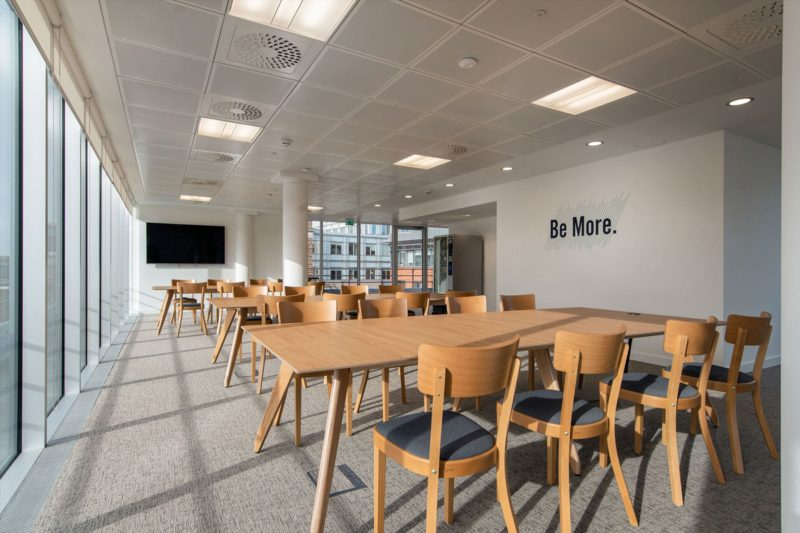 A Look Inside Avanti's New London Office