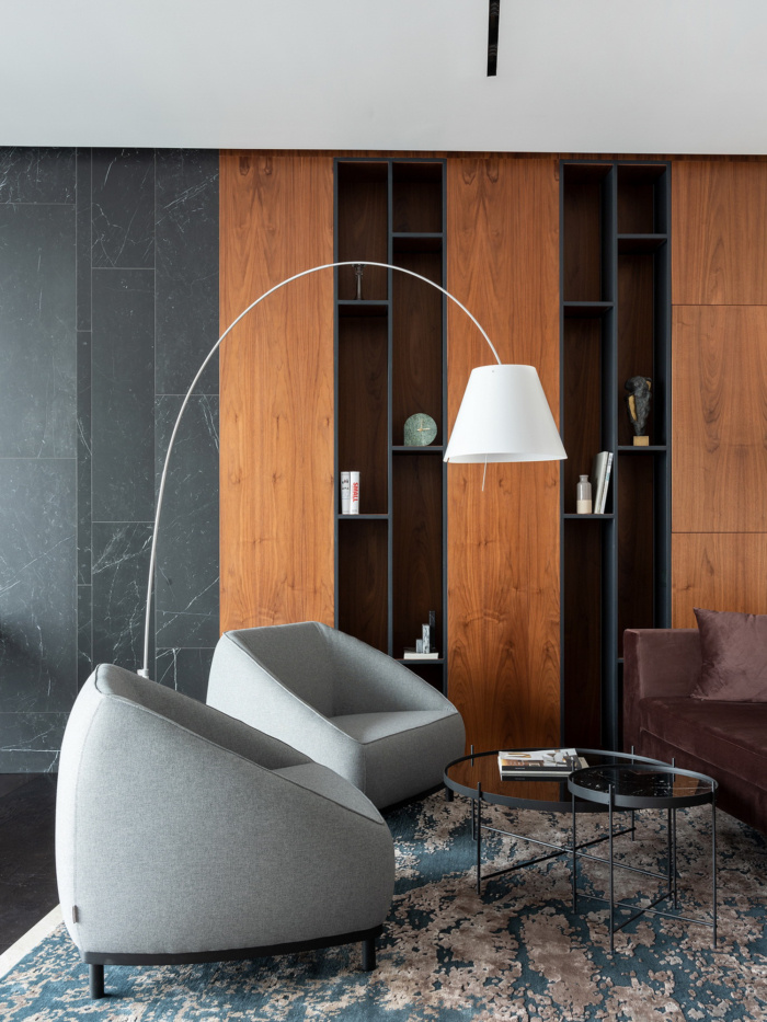 Confidential Client Offices – Moscow