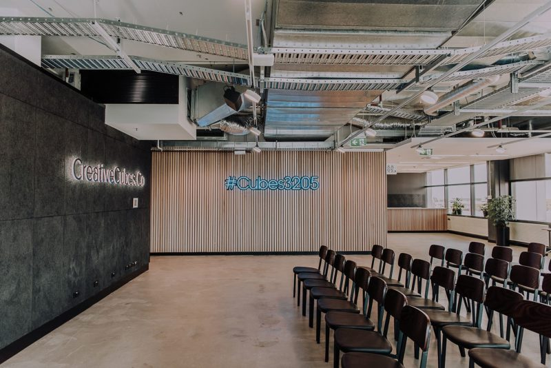 meeting room furniture | office renovations contractor Singapore