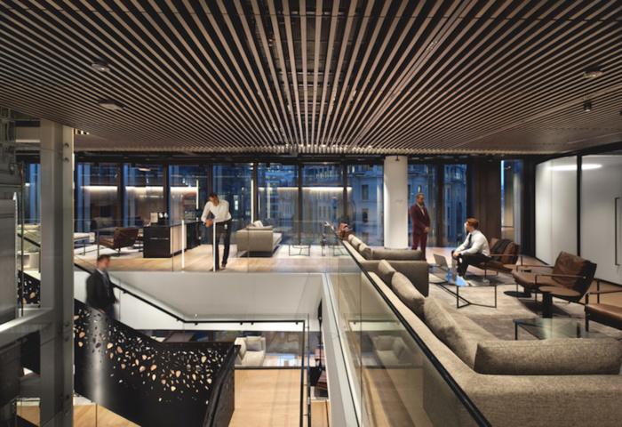 Deloitte Offices – London
