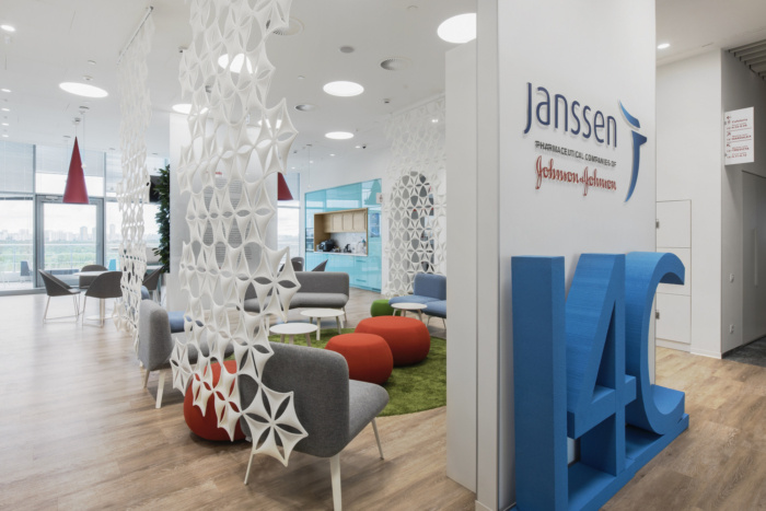 Johnson & Johnson Offices – Moscow
