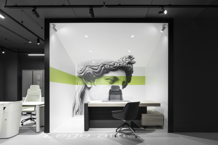 Las Mobili Showroom And Offices – Moscow