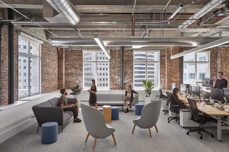 lively office furniture | office renovations Singapore