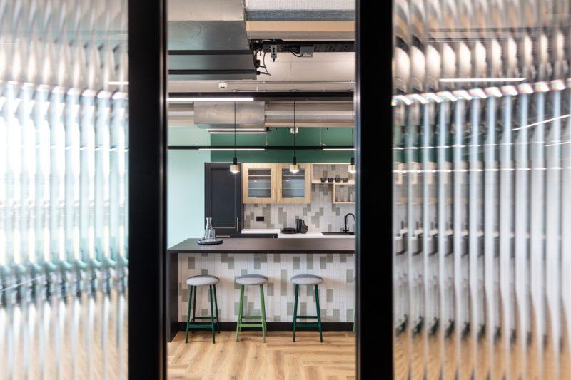 Inside The Max Barney Estate's New London Office