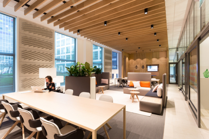 Nationale-Nederlanden Group Offices – The Hague