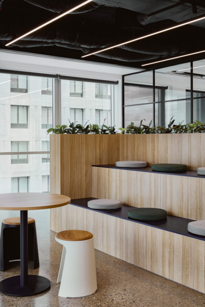 trendy pantry furniture Singapore | office renovations contractor Singapore
