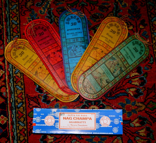 Home Sweet Home - Nag Champa - Agarbatti And Aphrodesia And Rose Incense