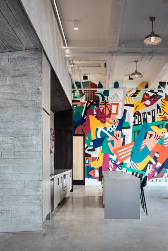Adidas Offices – New York City