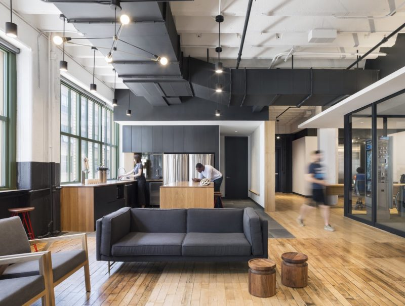 A Look Inside Citi Bike / Motivate's Brooklyn Headquarters
