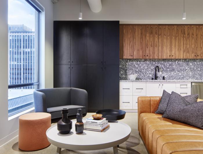 Coterie-Office Suites At Baker Center – Minneapolis