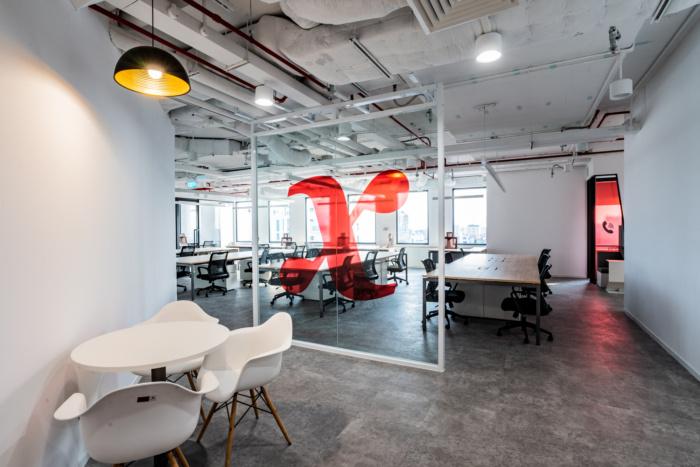 Dentsu Aegis Offices – Ho Chi Minh City