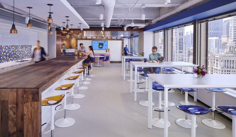 A Peek Inside Garrett Brands' Modern Chicago Office