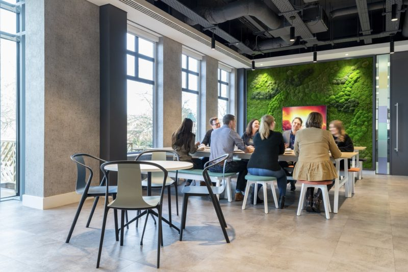 A Look Inside IFS' New Staines Upon Thames Office