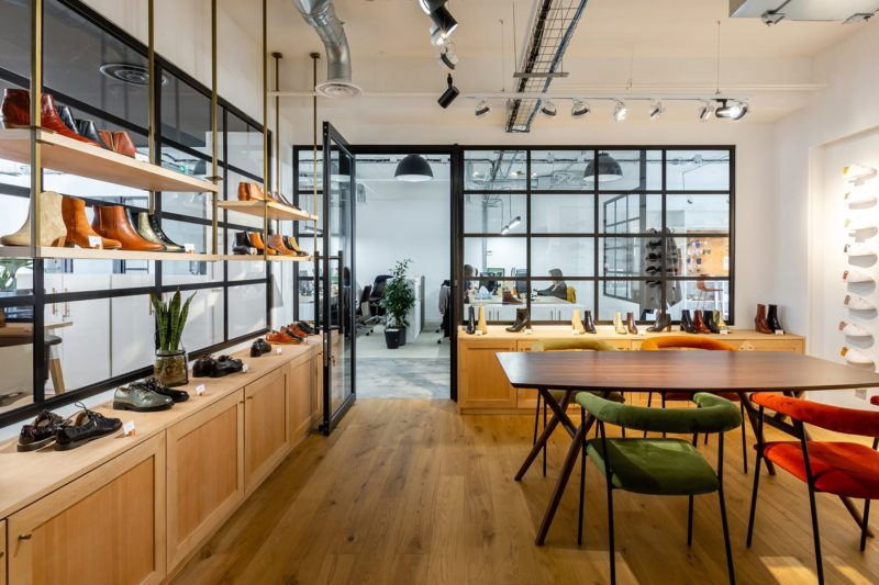 A Look Inside M. Moustache's Fashionable Paris Office