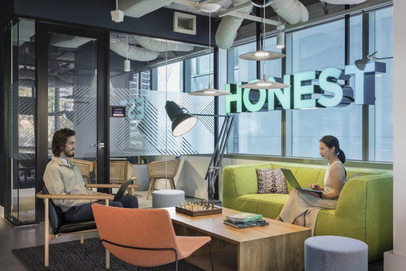 A Tour Of Nutanix's Modern Sydney Office