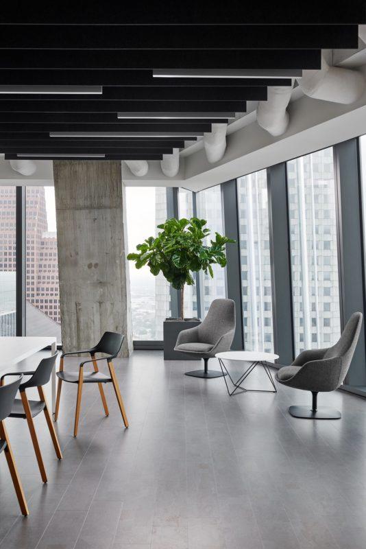 A Peek Inside Rivington Holdings' New Houston Office