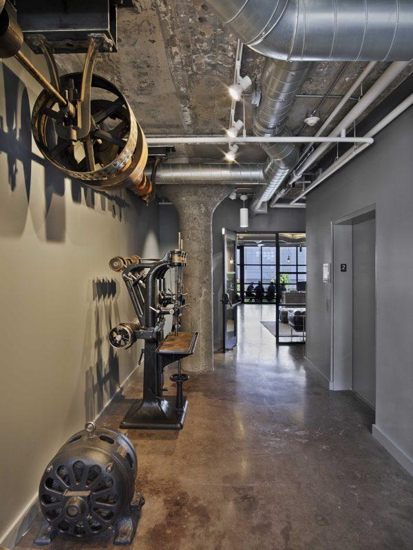 A Look Inside Samuels & Associates' Modern Boston Office