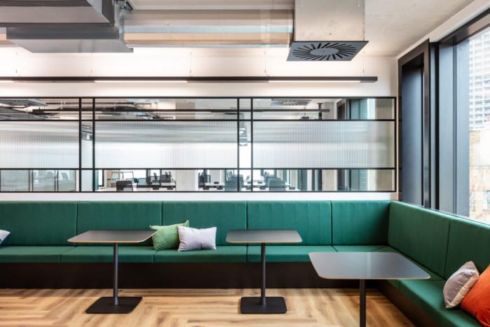 The Max Barney Estate Offices – London