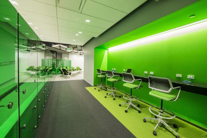 A Look Inside VXchnge's Modern Philadelphia Office