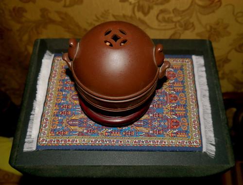 Home Sweet Home - Ren Ten Tea Chinese Incense Burner