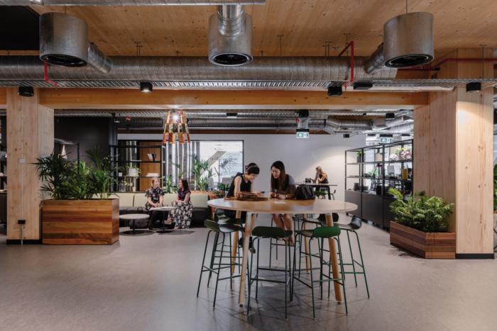 Aurecon Offices – Brisbane