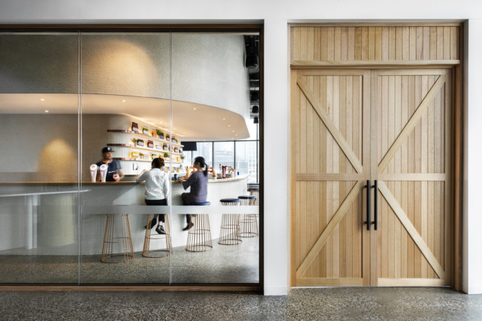 Carlton & United Breweries Offices – Melbourne