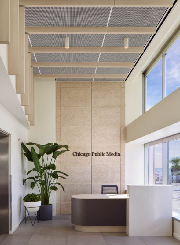 Chicago Public Media Offices – Chicago