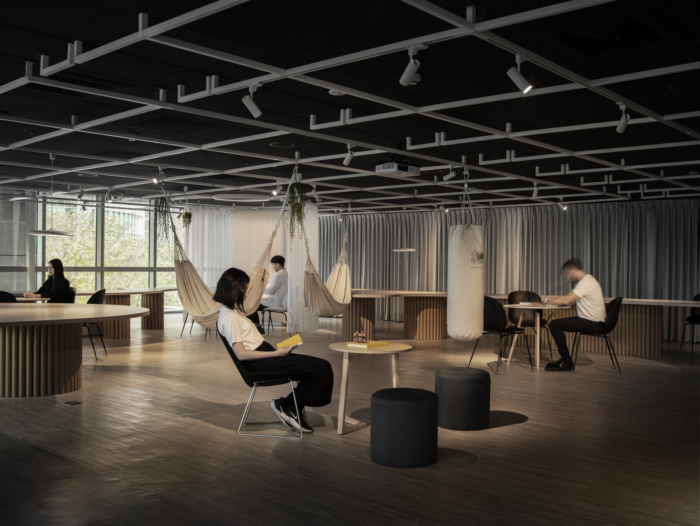 Comma Lab Offices – Taipei
