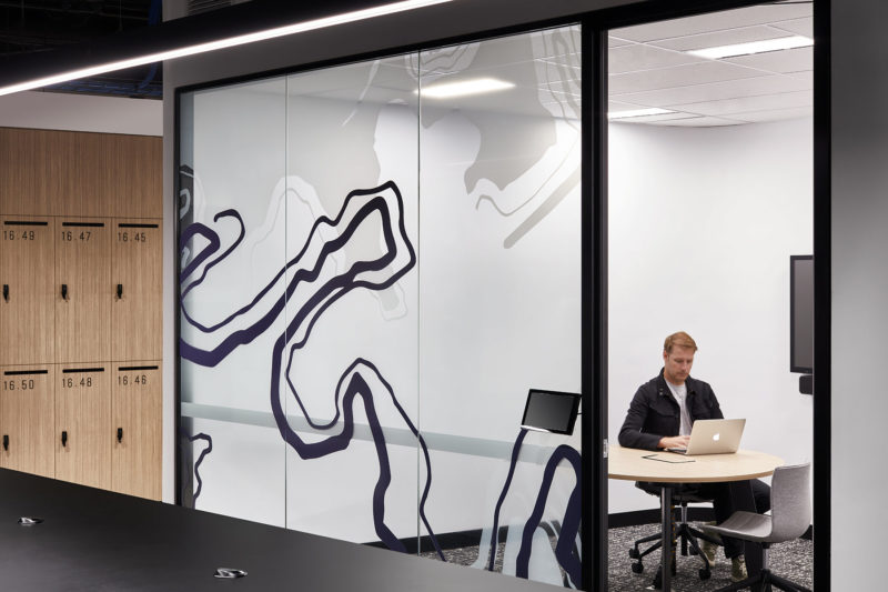 A Look Inside Private Energy Provider Offices In Sydney