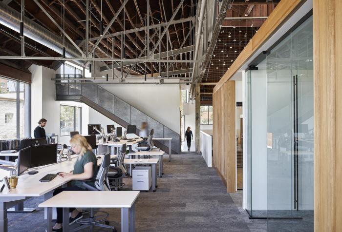 Gould Evans Offices – Kansas City