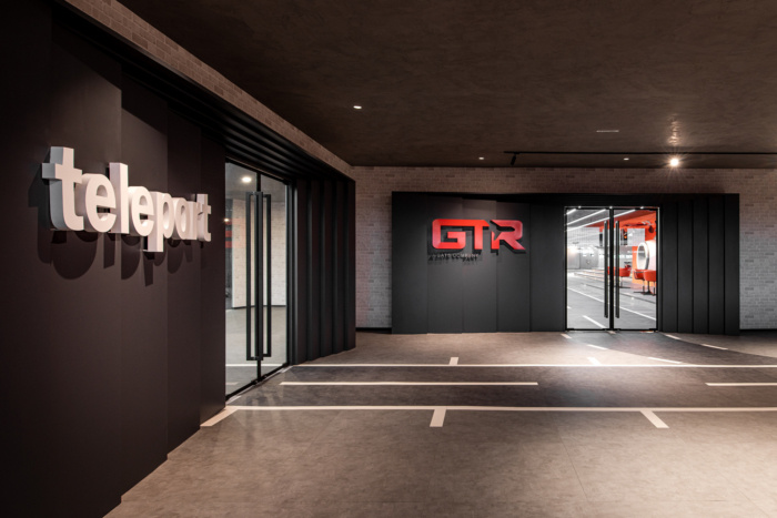 GTR And Teleport Offices – Sepang