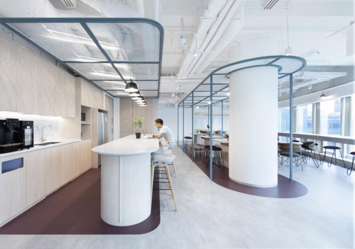 Jardine Restaurant Group Offices – Hong Kong