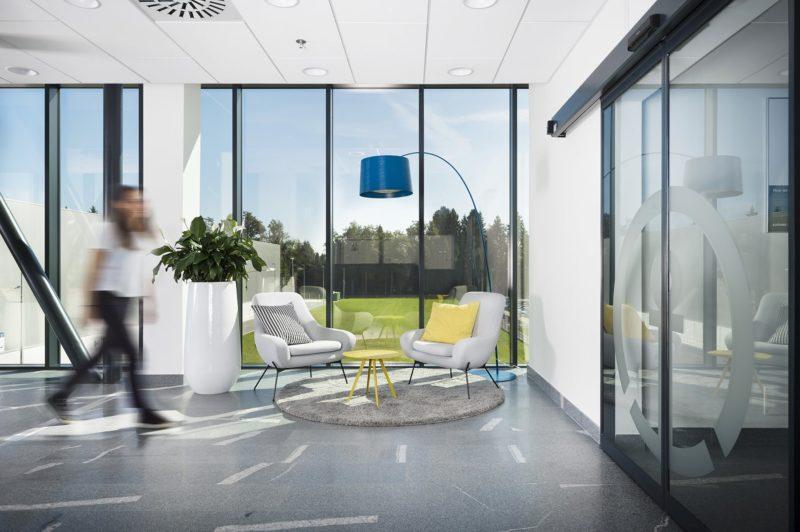 A Peek Inside Kuehne + Nagel's Ljubljana Office