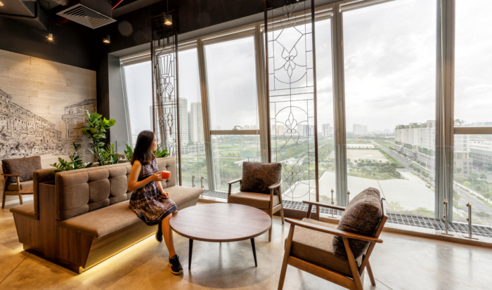 Saint-Gobain Offices – Ho Chi Minh City