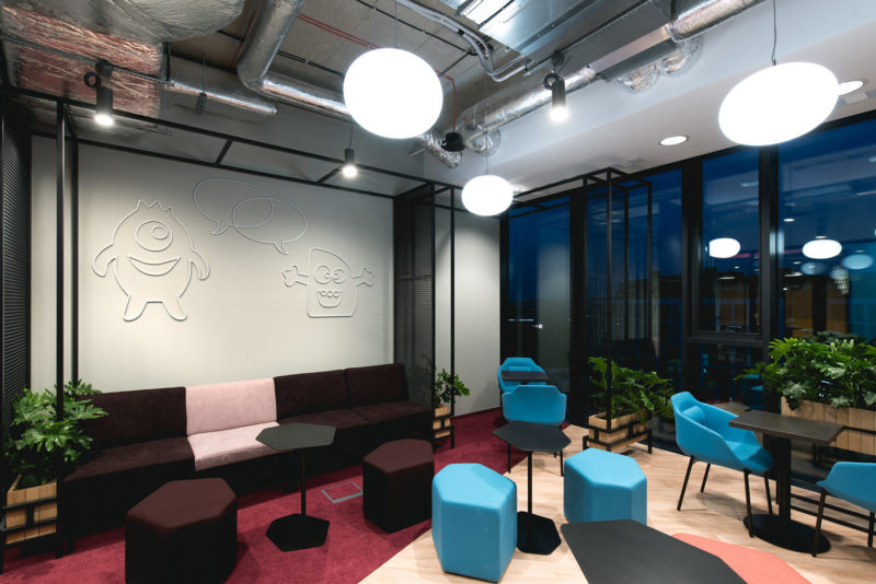 A Tour Of TotalMoney's New Wroclaw Office
