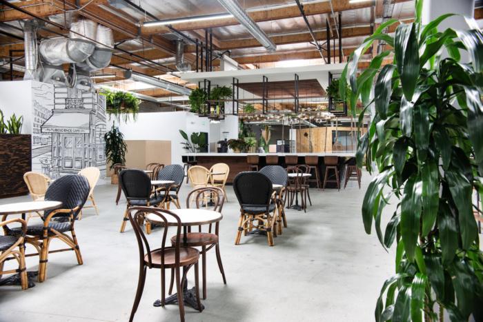 Tubescience Studios Offices – Los Angeles