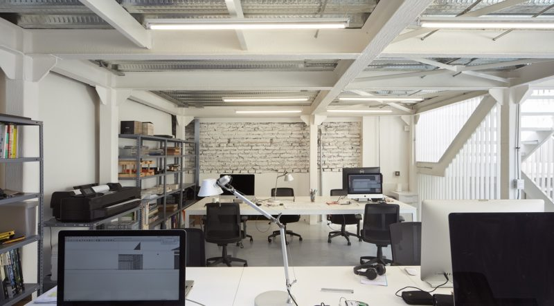 A Look Inside Zagreb's Santiago Coworking Space